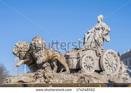 Cybele Stock Photos, Royalty.