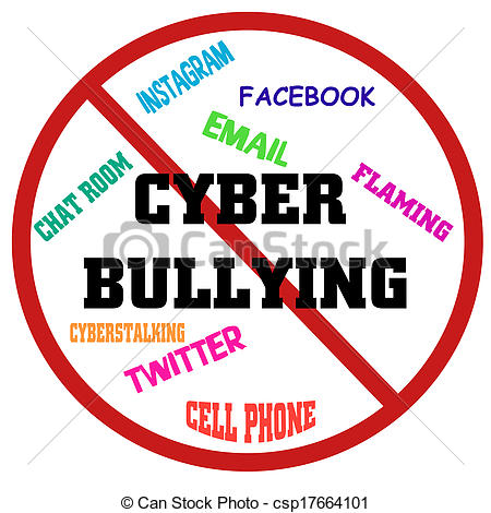 Cyberbullying Clipart.