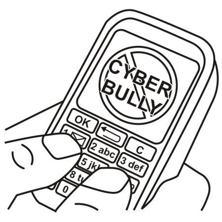 Cyberbullying Clipart.