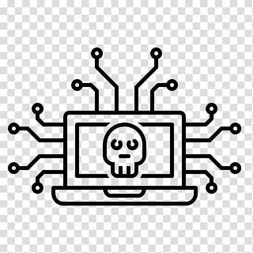 Security hacker Cyberattack Computer Icons Computer security.