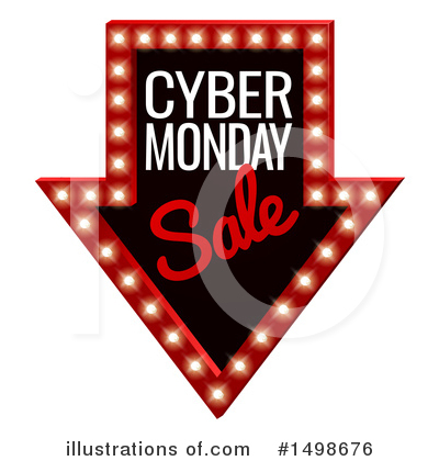 Cyber Monday Clipart #1498676.