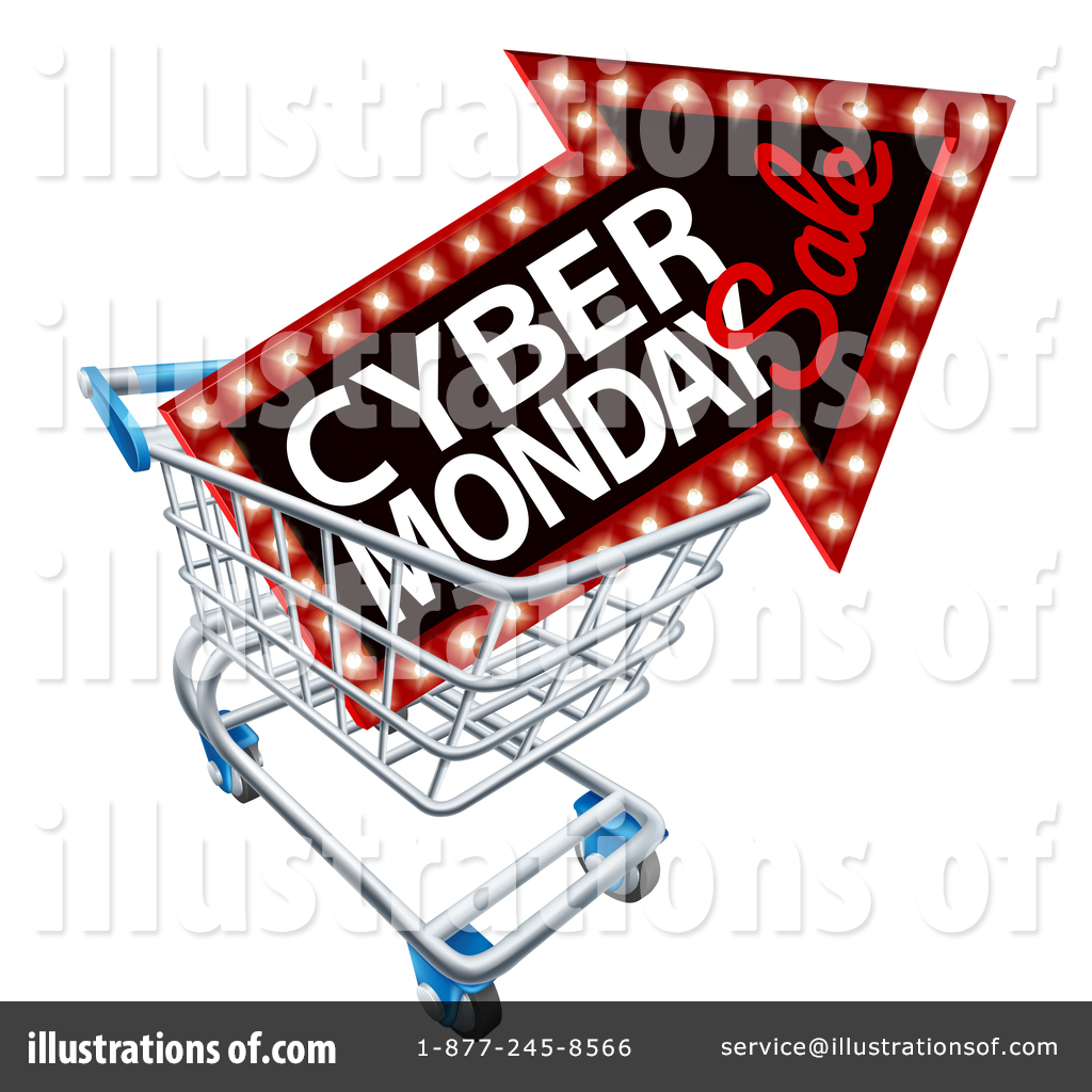 Cyber Monday Clipart #1498669.