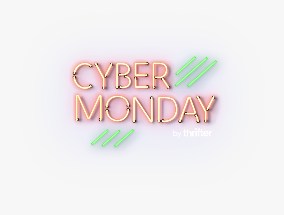 Cyber Monday Png.