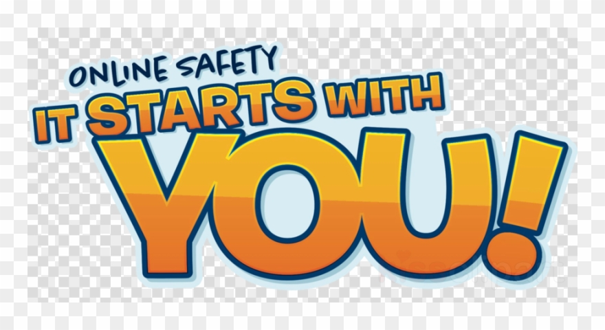 Cyber Safety Logo Clipart Internet Safety Education.
