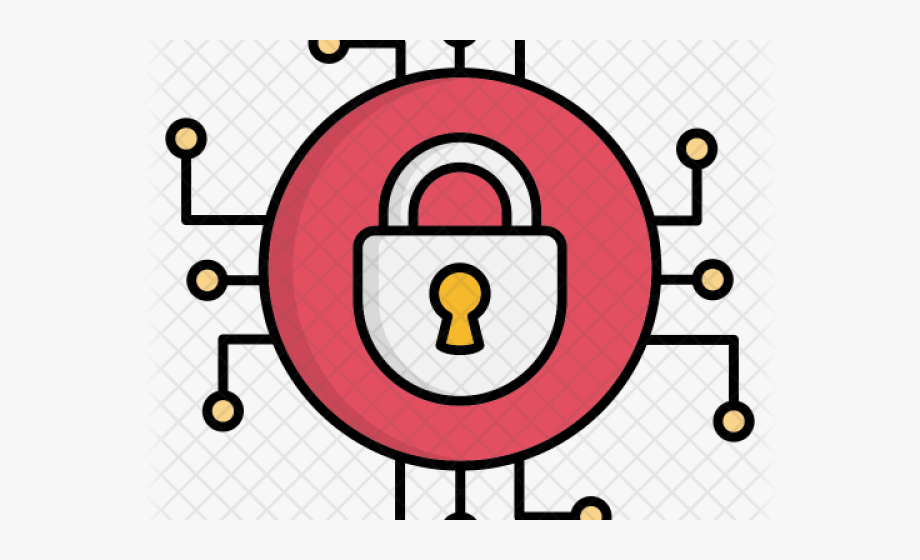 Cyber Security Icon Png, Cliparts & Cartoons.