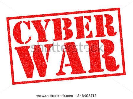 Cyber War Stock Photos, Royalty.