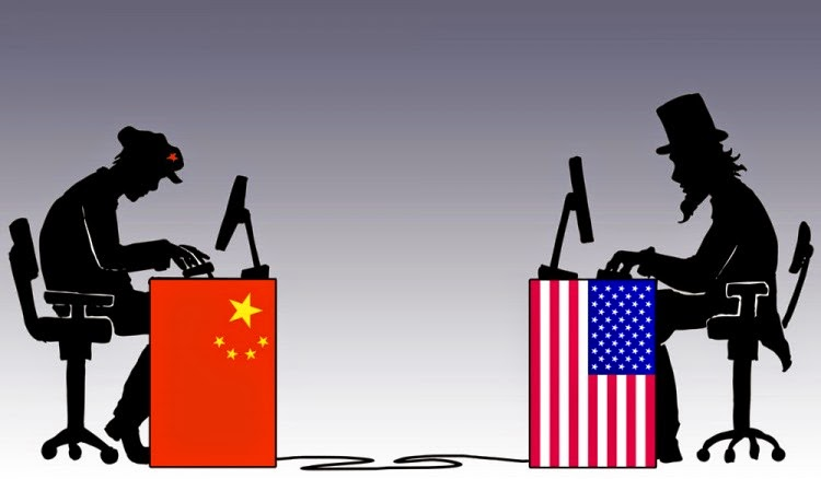 Cyber relationship between U.S., China, said to be at 'breaking point'.