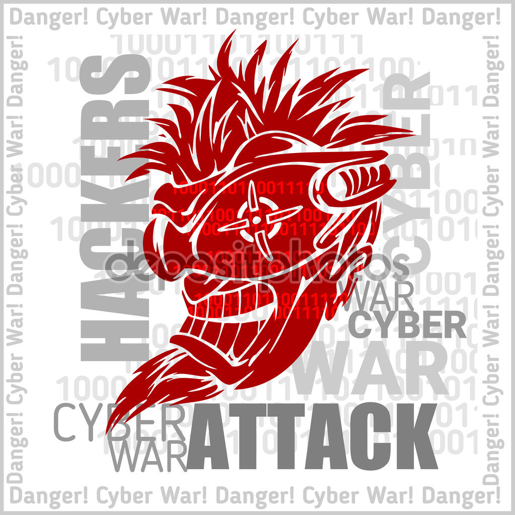 Hackers Attack.