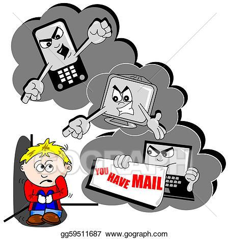 Cyber bully clipart 1 » Clipart Portal.