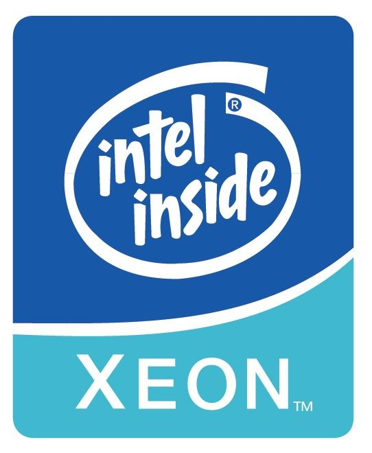 Intel Xeon Processor Logo [EPS File].