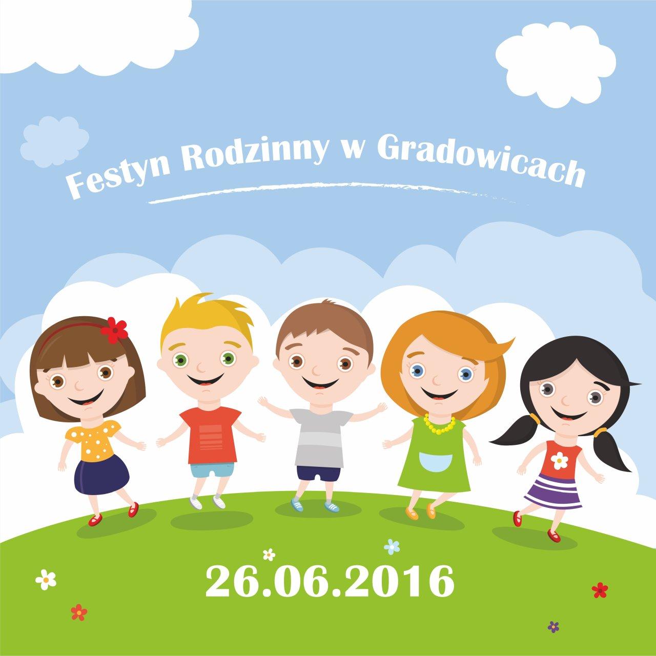 Festyn rodzinny w Gradowicach.