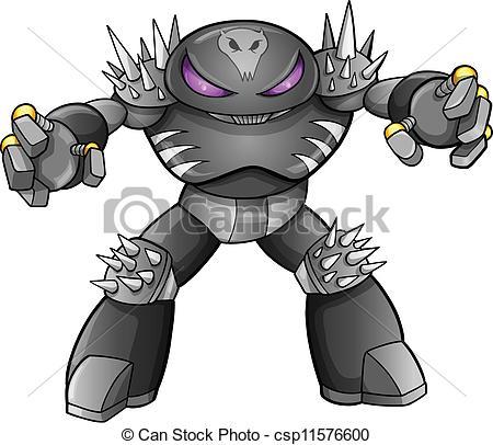 Cyborg Vector Clipart Royalty Free. 10,600 Cyborg clip art vector.