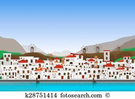 Cycladic clipart #19