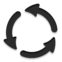 Cycle Icon Png #404409.