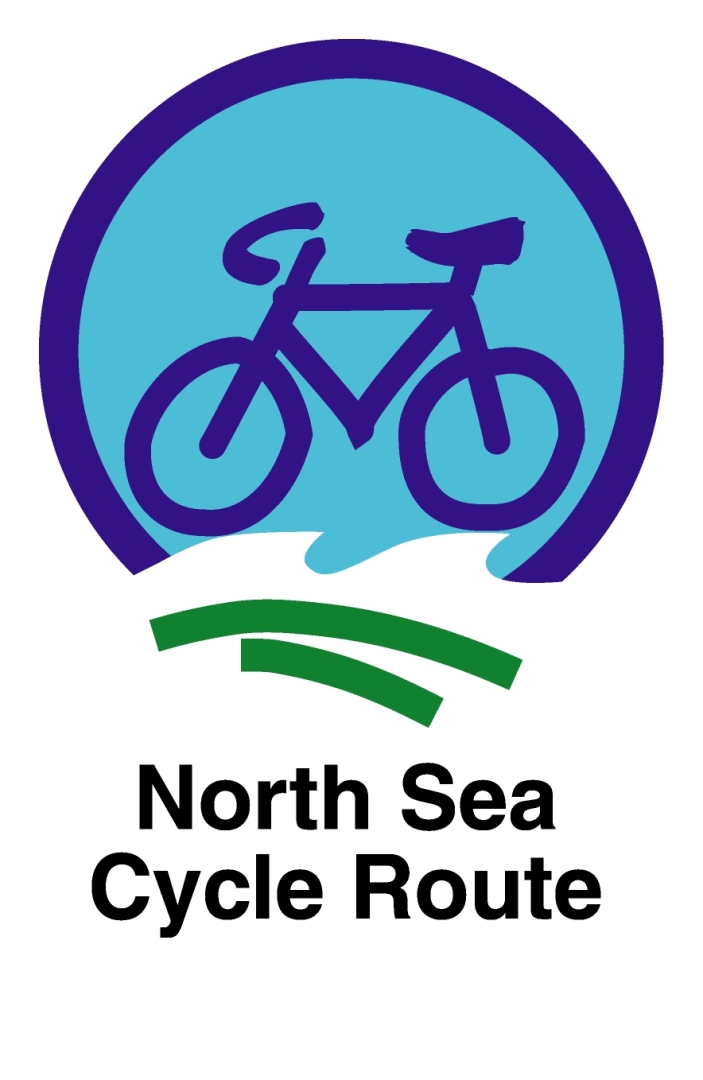 Cycle north sea clipart #2