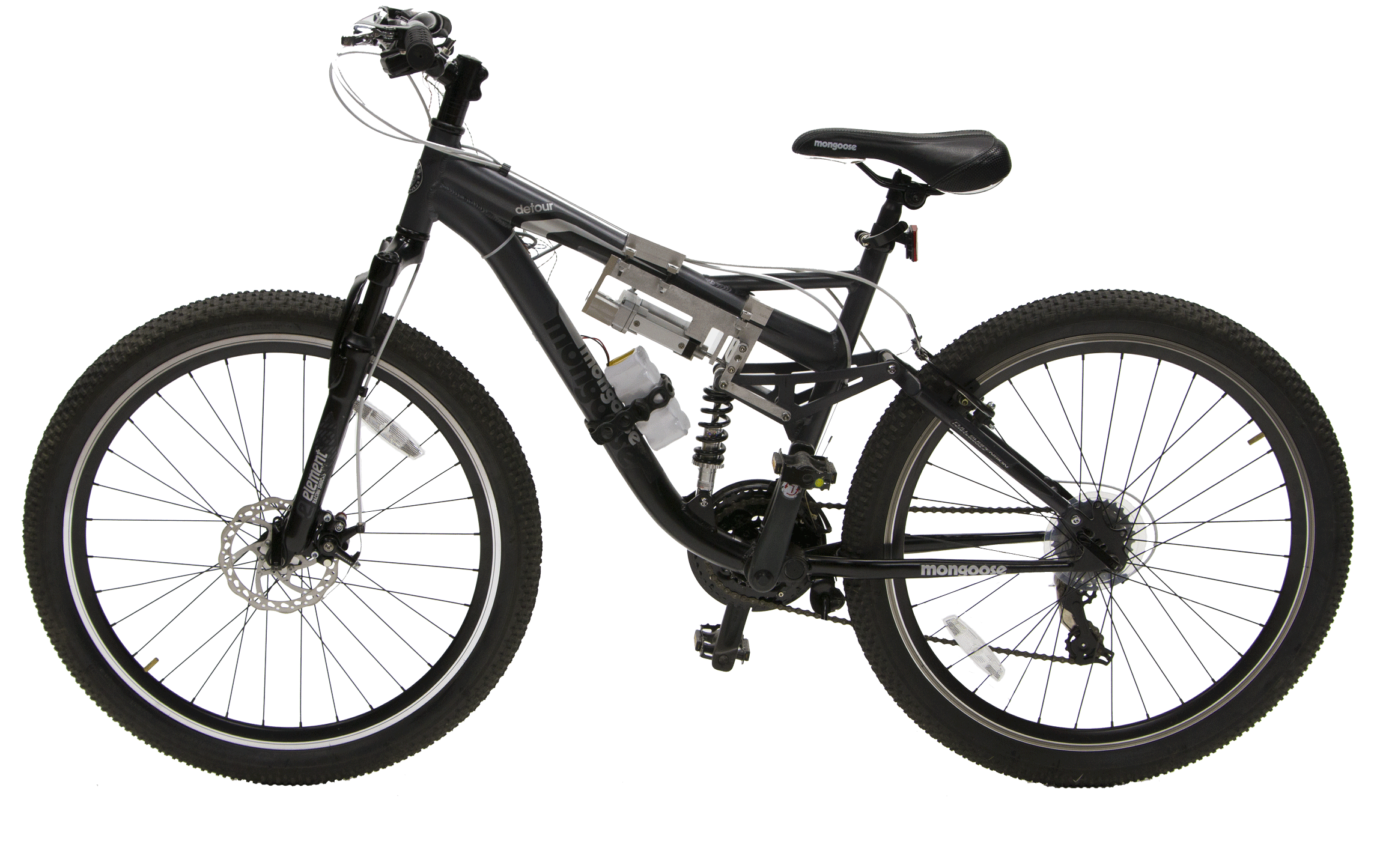 Bicycle PNG Image.