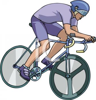 Royalty Free Biking Clip art, Sport Clipart.