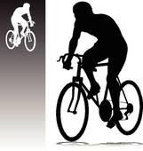 Cycling Clip Art.