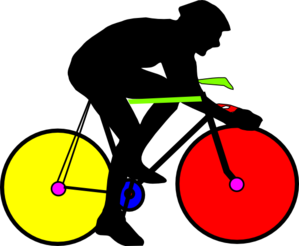 Clipart of cycle.