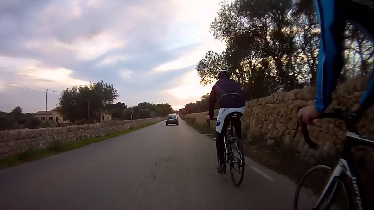 Bergamont Mallorca 2013 Rennrad Tour.