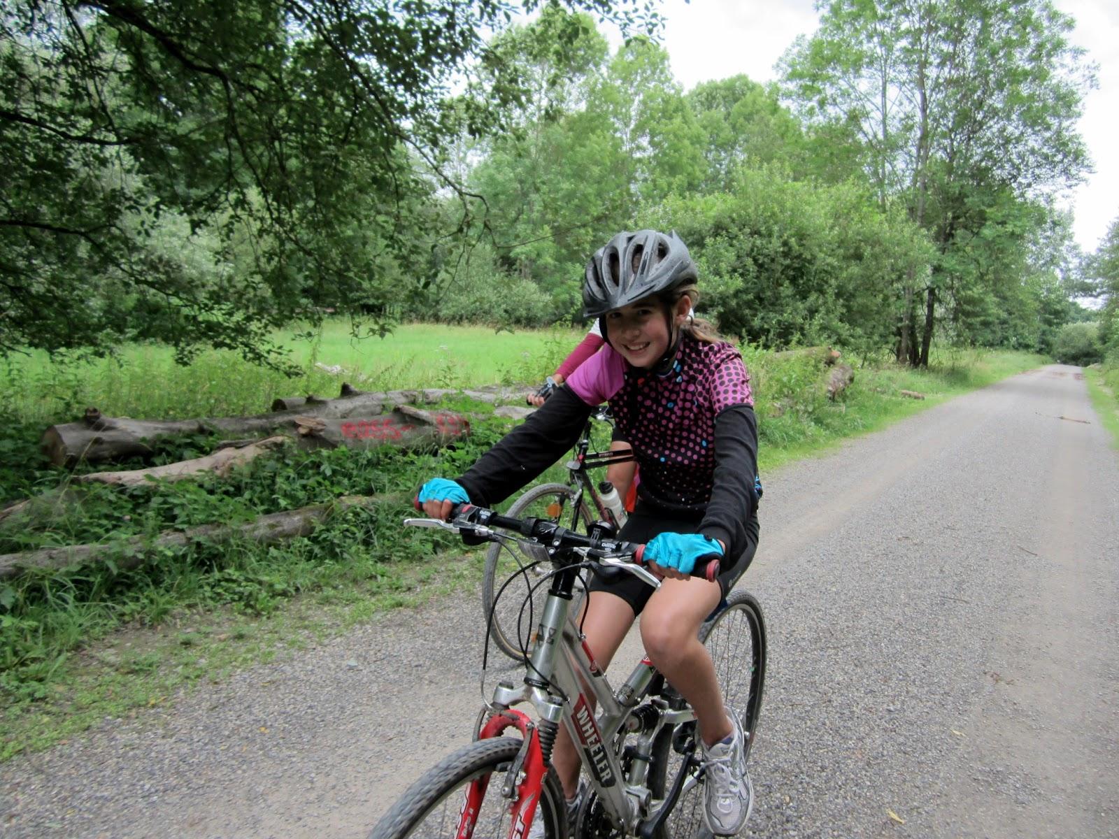 Roland Sturm: Family Bike Rides in Germany.