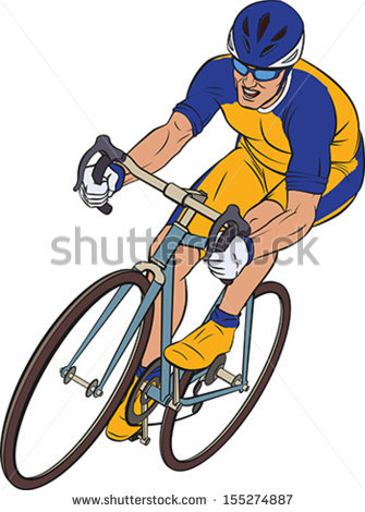 Cycle Race Stock Vectors, Images & Vector Art.