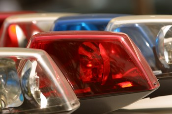 Cyclist Injured In Fall From Bridge.