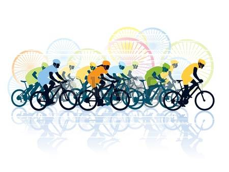 17,476 Cycling Stock Illustrations, Cliparts And Royalty Free.