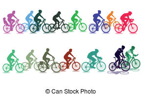 Cycling Illustrations and Clip Art. 60,083 Cycling royalty free.