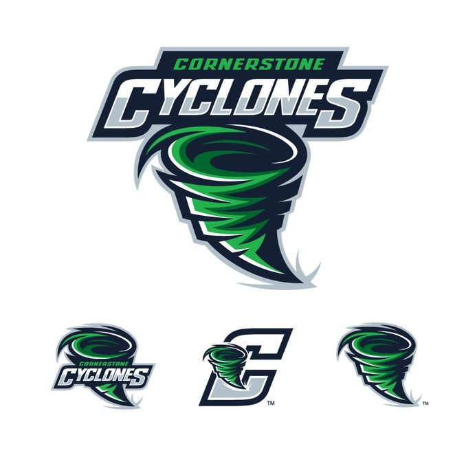 Create a Cyclone for an Athletic Department! by Knightzero.