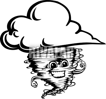 Cyclone Clipart #139.