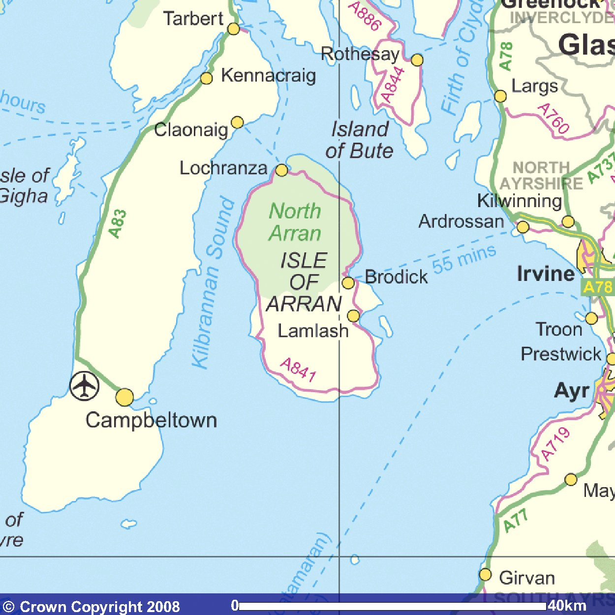 The Isle of Arran : Climbing, Hiking & Mountaineering : SummitPost.