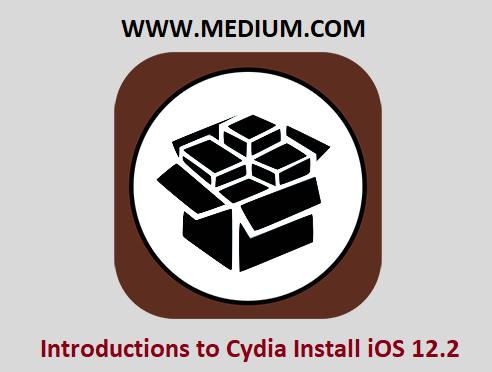 iOS 12.2 IPSW links: Cydia Install Step By Step Guide.