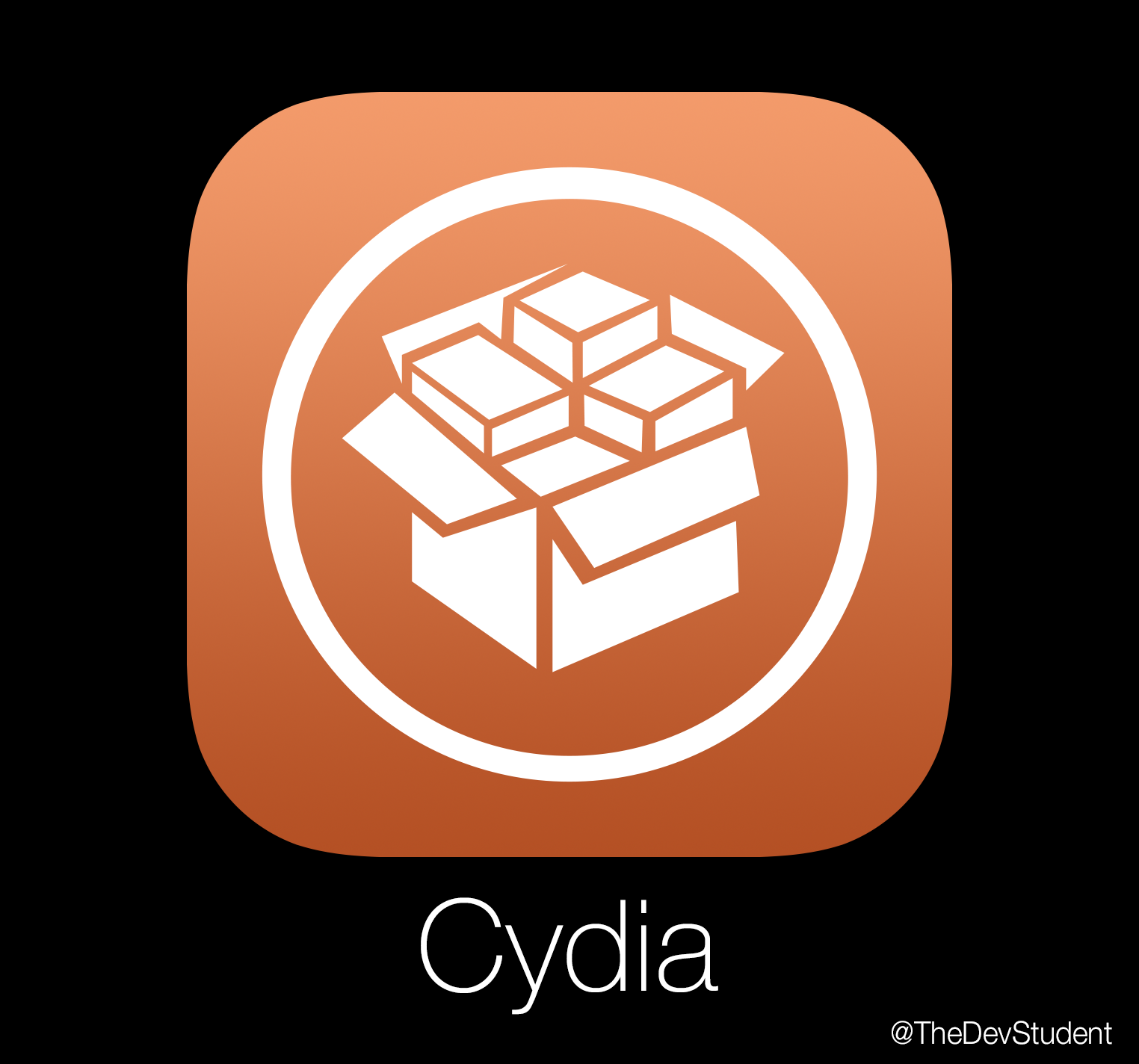 Cydia Flat Icon by TheDevStudent on DeviantArt.