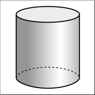 Cylinder clipart 4 » Clipart Station.