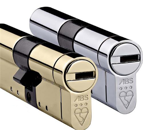 High Security Euro Cylinder Locks.