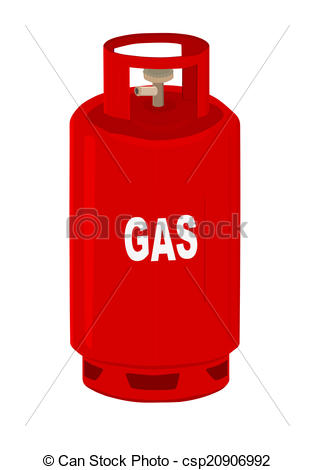 Gas cylinder Vector Clip Art Illustrations. 815 Gas cylinder.