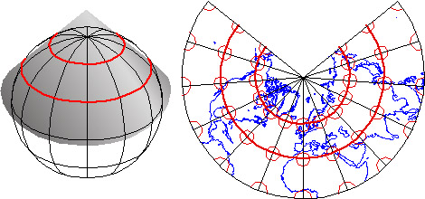 2.3 What are Map Projections?.