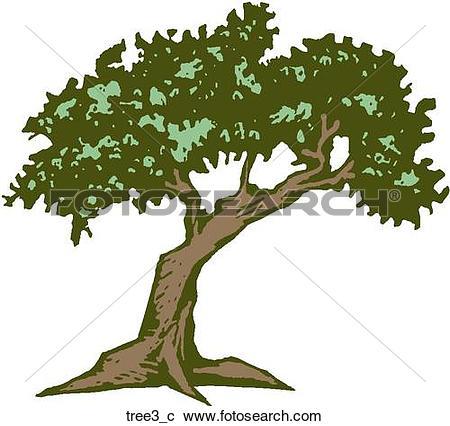 Clipart of Tree 3 tree3.
