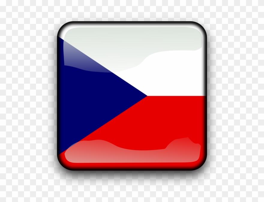 Flag Of The Czech Republic Austria Flag Of The Czech.