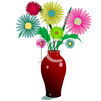pictures Clip art flowers.