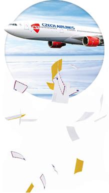 Czech Airlines.