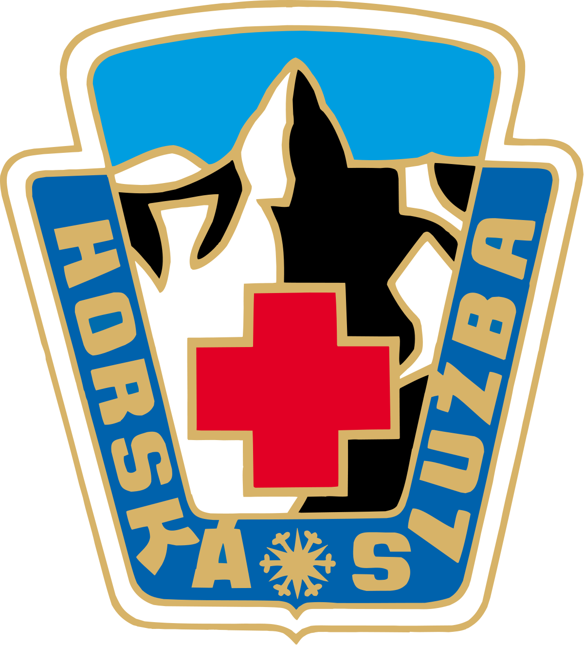 Mountain Rescue Service of the Czech Republic.