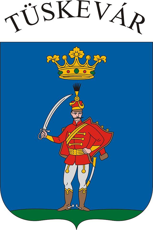 Tüskevár (település).