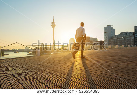 Sunrise Skyline Sunbeam Stock Photos, Royalty.