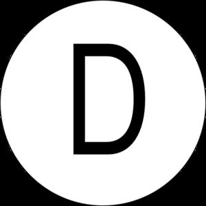 Multiple Choice D Clip Art at Clker.com.