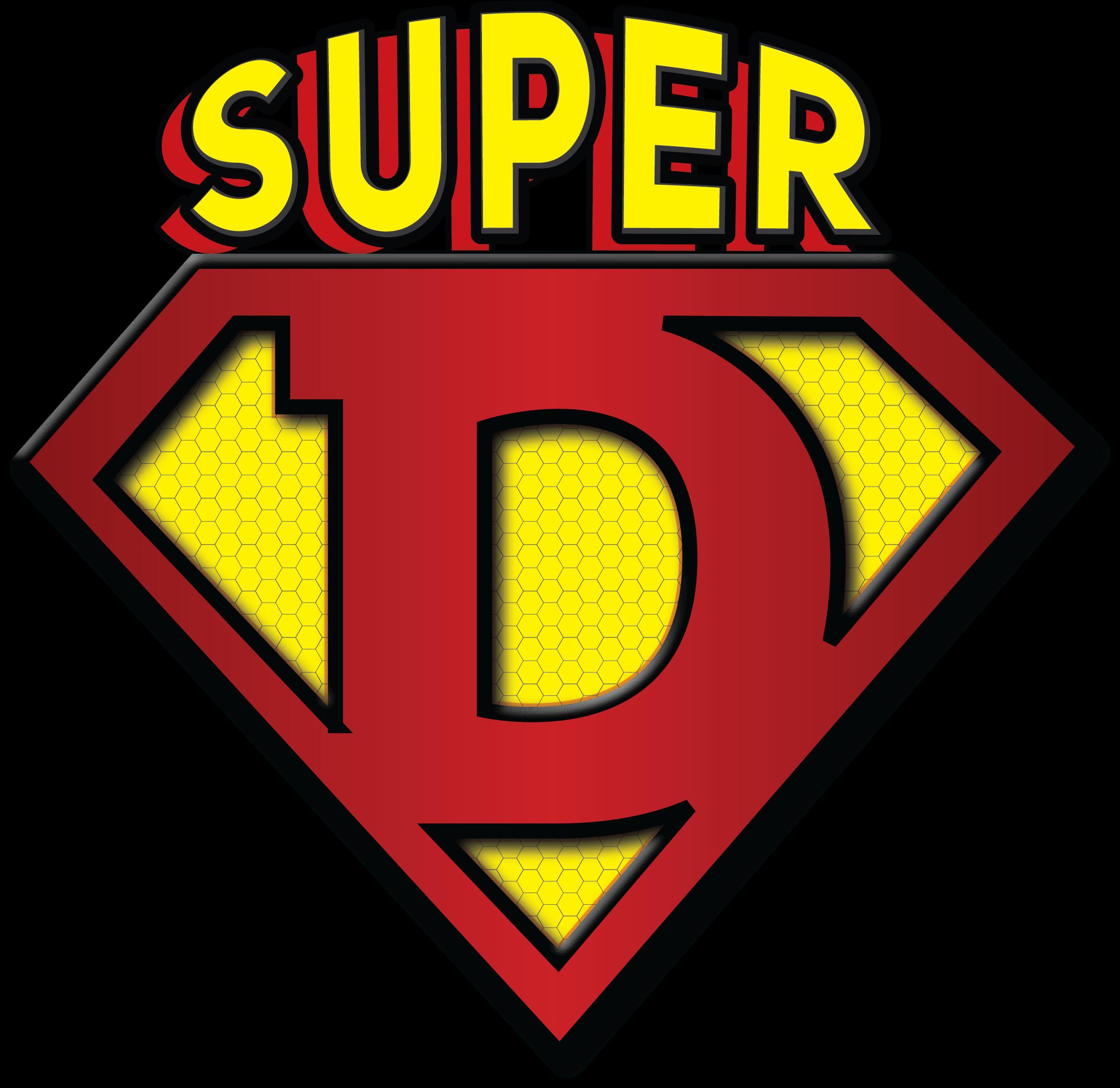 Super D Logo Hr.