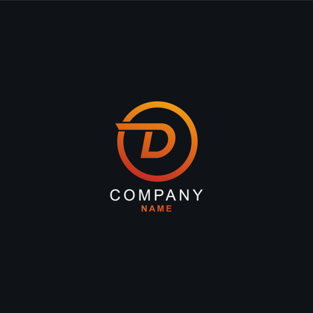 D Logo Png, Vector, PSD, and Clipart With Transparent Background for.
