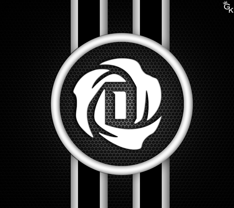 Derrick Rose Logo Wallpaper.