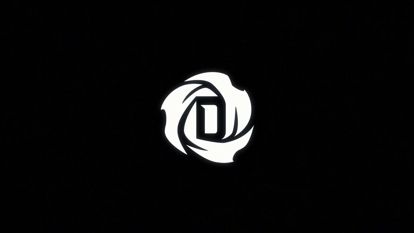 Derrick Rose Logo Wallpapers Black.